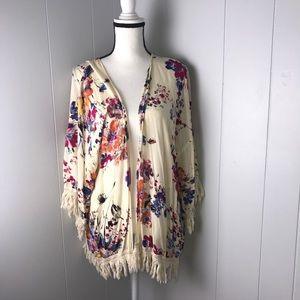 Tops - Super soft kimono